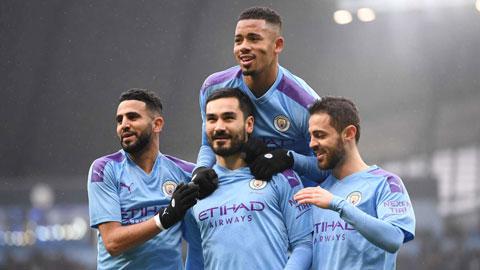 Man City sẽ bị cấm thi đấu 2 năm ở Champions League