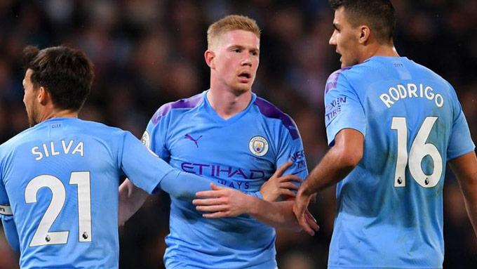 Đội hình toàn ngôi sao của Man City trước nguy cơ tan vỡ