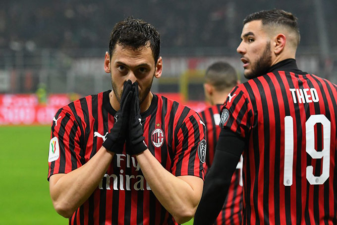 AC Milan luyến tiếc vì không được góp mặt tại Europa League mùa này