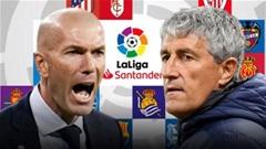 Song mã Barca vs Real: Kỹ trị hay nhân trị, đường nào dẫn tới ngôi vương?