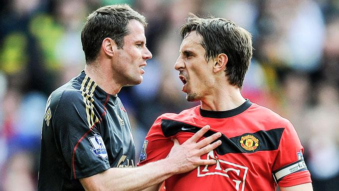 Liverpool và M.U tuy là kình địch nhưng không phải là đối trọng