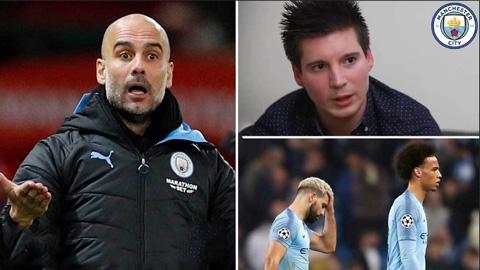 Rui Pinto, người khiến Man City bị cấm dự Champions League là ai?
