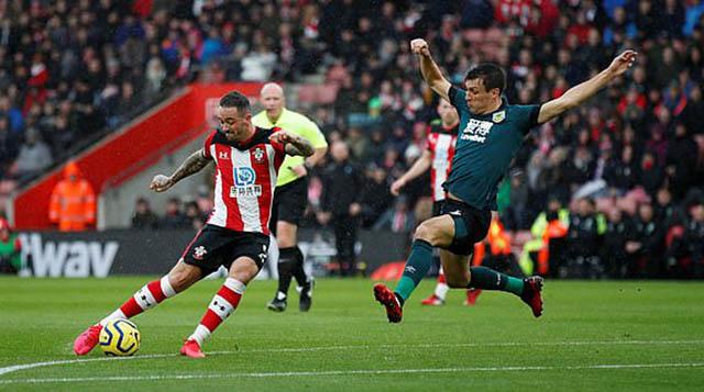 Ings đã có bàn thắng thứ 15 ở Ngoại hạng Anh mùa này nhưng Southampton không thể có điểm trên sân nhà