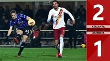 Atalanta 2-1 Roma(Vòng 24 Seari A 2019/20)