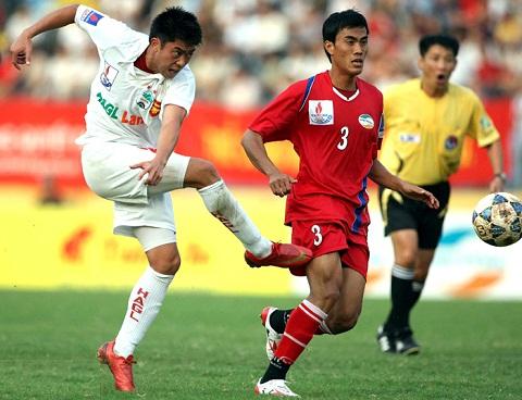 Lee Nguyễn khởi đầu không tồi ở HAGL