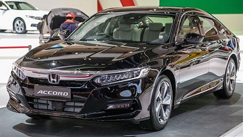 Honda Accord 2020 gây bất ngờ với động cơ tăng áp 1.5L, giống Civic và CR-V