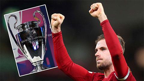 Liverpool đã bỏ túi một suất dự Champions League 2020/21