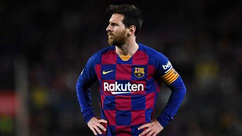 Messi tái lập 2 thành tích vui buồn sau 4 năm