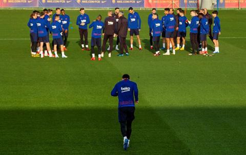 Messi cần tìm lại cảm giác ghi bàn để kéo tập thể Barca tiến lên