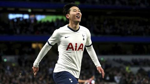 Son Heung-min làm rạng danh châu Á khi đi vào lịch sử Premier League