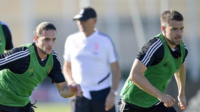 Rabiot và Ramsey sẽ đến M.U để Pogba quay lại Juventus?