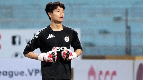Thủ môn Phí Minh Long (Hà Nội FC): Sau cơn mưa, trời sẽ lại sáng