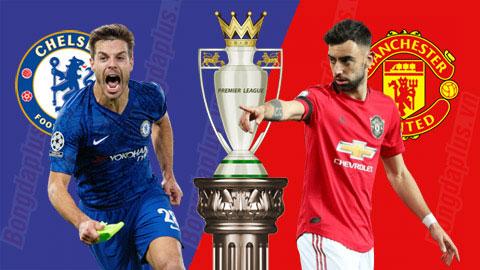 Chelsea vs Man United, 3h00 ngày 18/2: Lần thứ ba sẽ khác
