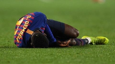 """Barca được """"bật đèn xanh"""" mua cầu thủ chữa cháy hạn trong 15 ngày"""