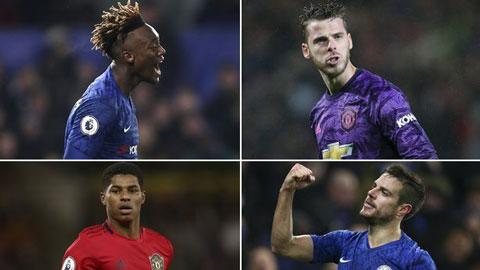 Đội hình kết hợp Chelsea và M.U mạnh tới mức nào?