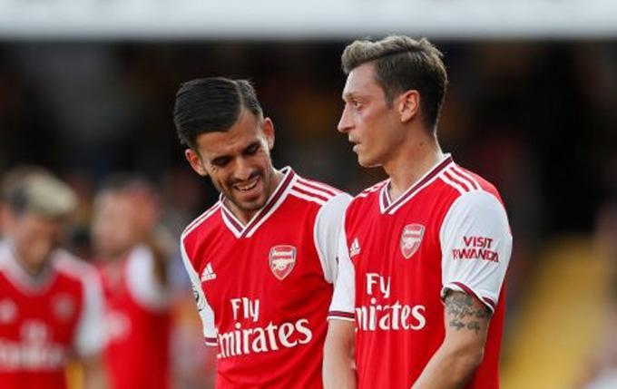 Thấy gì từ trận thắng 4-0 của Arsenal trước Newcastle?