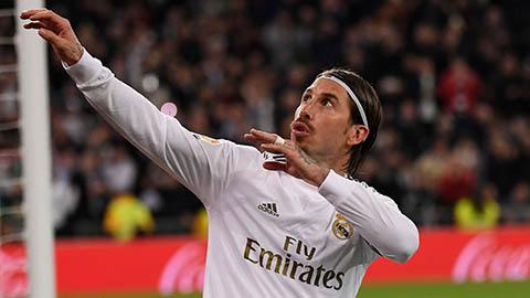 Ramos làm cực tốt 1 điều khiến fan Real quên đi Ronaldo