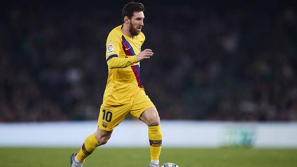 Messi vẫn sẽ gắn bó với Barca đến khi kết thúc sự nghiệp?