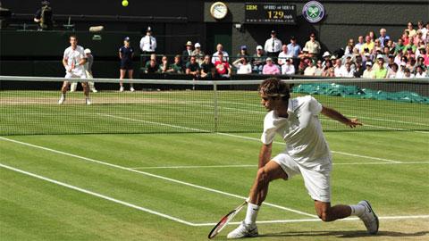 Federer - Người thừa kế vĩ đại của lối đánh trái một tay
