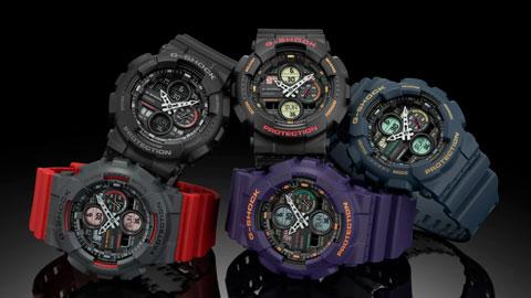 4 mẫu đồng hồ G-Shock thể thao được săn lùng nhiều nhất