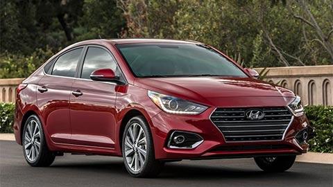 Hyundai Accent giá hơn 400 triệu, đè bẹp Toyota Vios, Kia Soluto, Honda City ở phân khúc hạng B