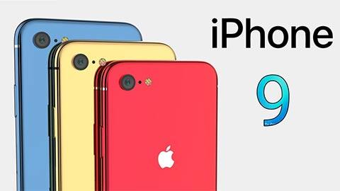 iPhone 9 giá rẻ đẹp như iPhone 8 mạnh ngang iPhone 11, sẽ ra mắt cuối tháng 3/2020