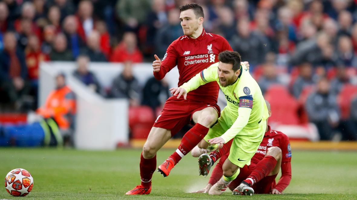 Dù không có những cầu thủ như Messi, nhưng Liverpool mạnh hơn cả Barca