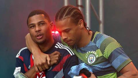 """Man City chịu bán """"thương binh"""" Sane cho Bayern với 1 điều kiện"""