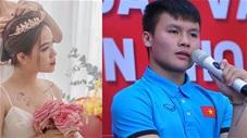 Lộ hình xăm giống nhau của Quang Hải và bạn gái tin đồn