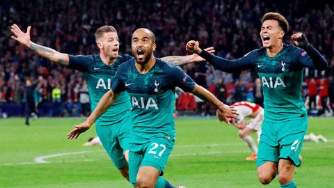 """Tottenham thành công với """"kế hoạch B"""""""