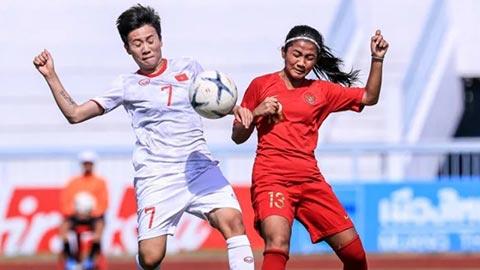 VFF sẽ kiến nghị để AFF Cup nữ diễn ra trong năm 2020