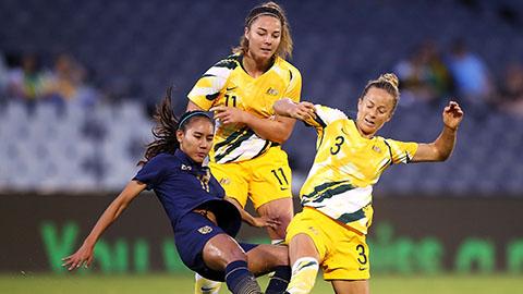 Australia công bố 'đội hình khủng' cho trận gặp ĐT nữ Việt Nam ở play-off Olympic Tokyo 2020