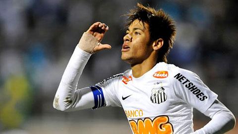CLB Santos, đội bóng cũ của Neymar chuẩn bị khởi kiện Barca