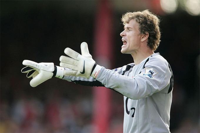 """Lehmann là thành viên Arsenal """"bất bại"""" năm 2004"""