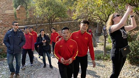 ĐT futsal Việt Nam sắp khép lại chuyến tập huấn Tây Ban Nha