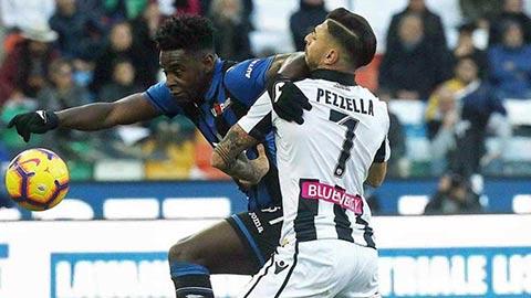 So với Valencia, Atalanta không có nhiều kinh nghiệm ở đấu trường Champions League bằng