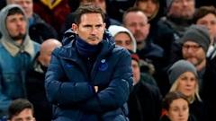 Lampard đứng trước đợt sóng dữ lớn nhất ở Chelsea