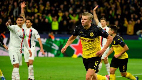 5 điều rút ra từ trận thắng 2-1 của Dortmund trước PSG - xổ số ngày 30112019