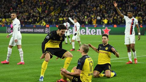 Dortmund, kẻ thách thức châu Âu
