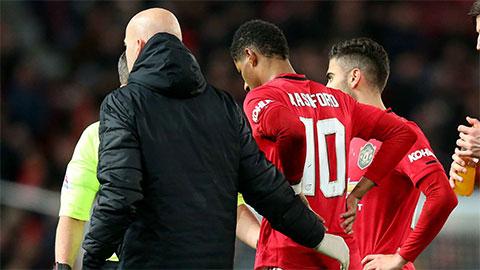 Rashford có thể lỡ EURO 2020, Pogba chưa hẹn ngày tái xuất