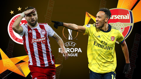 Nhận định bóng đá Olympiakos vs Arsenal, 03h00 ngày 21/2: Pháo thủ sợ xa nhà