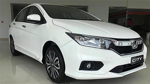 """Honda City giảm giá """"kịch sàn"""" khiến Toyota Vios, Hyundai Accent lo sốt vó"""