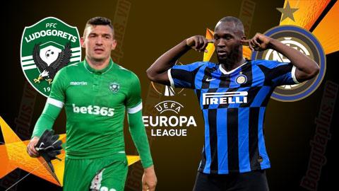 Nhận định bóng đá Ludogorets vs Inter Milan, 00h55 ngày 21/2: Cơ hội cho ''kép phụ''