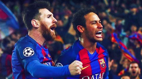 """Messi: """"Neymar khát khao trở lại và tôi ước Lautaro Martinez cũng đến"""""""