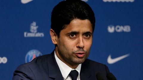 Chủ tịch PSG bị Tổng chưởng lý Thụy Sỹ cáo buộc tội tham nhũng với sếp lớn FIFA