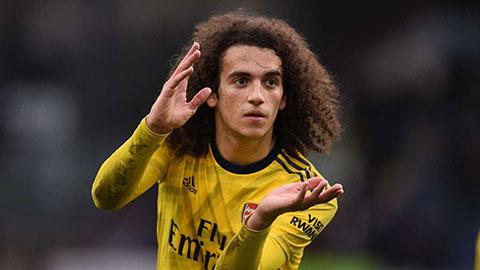 Arteta chừa đường sống cho Guendouzi tại Arsenal