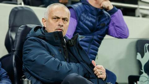 Mourinho bất lực ở Tottenham do đâu?