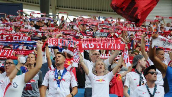 Không chỉ CLB mà các CĐV của RB Leipzig cũng bị bóng đá Đức ghét