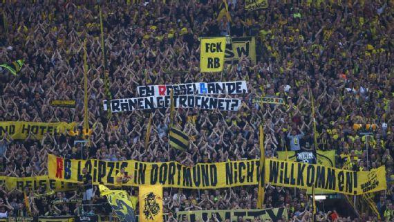 Sự thù địch của Dortmund dành cho Leipzig