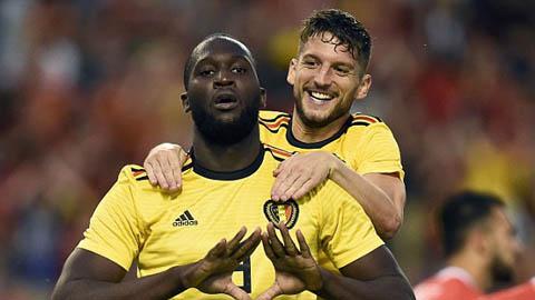 Sau Lukaku, Conte muốn ''Bỉ hóa'' Inter bằng 2 cái tên chất lượng